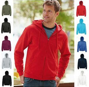 kapuzenjacke fruit   loom classic hooded sweat jacket