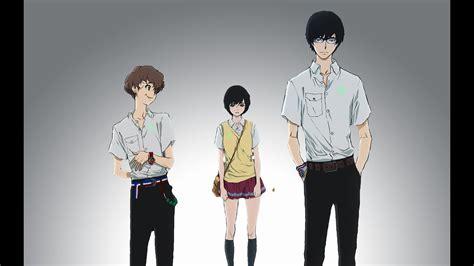 gr anime review terror  resonance zankyou  terror