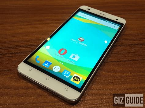 Cherry Mobile Omega Hd3 First Look And Analysis! The Phone