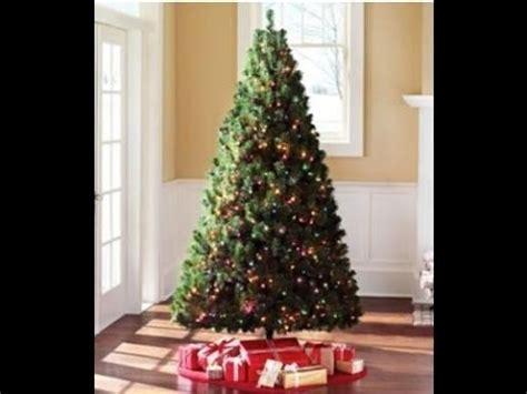 11ft pre lit artificial christmas prelit 9 artificial tree most real pre lit 9 ft artificial tree