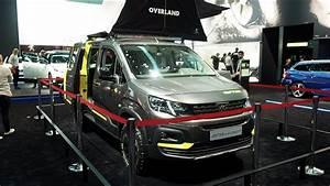 Peugeot Rifter 4x4 : the all new peugeot rifter 4x4 concept 2018 in detail review walkaround exterior youtube ~ Medecine-chirurgie-esthetiques.com Avis de Voitures