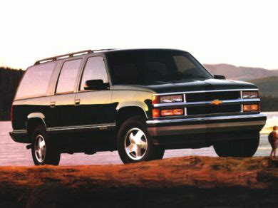 best car repair manuals 1996 gmc suburban 1500 spare parts catalogs 1996 chevrolet suburban 1500 specs safety rating mpg carsdirect