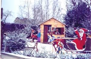 Jardins De Poulainville Noel by Mes Creations Deco Noel Exterieure