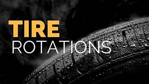 Tire Rotations Made Easy