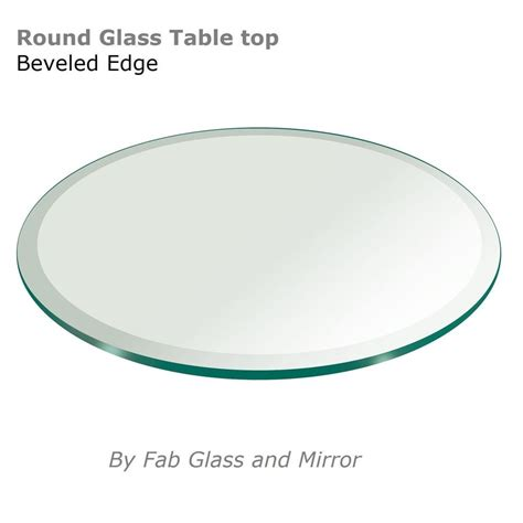 glass cut to size for table tops round glass table top size 12 quot 14 quot 16 quot 18 quot 20 quot 23 quot 24 quot 25