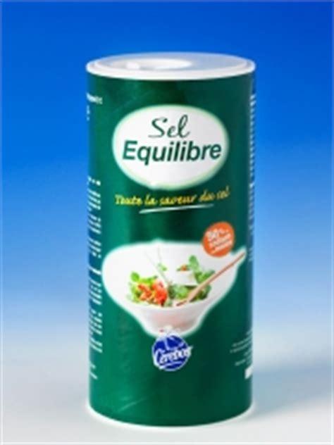 composition du sel de cuisine sel equilibre de cérébos