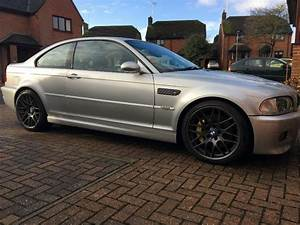Bmw E46 White Lights Bmw M3 E46 Silver Manual 2004 In Salisbury Wiltshire