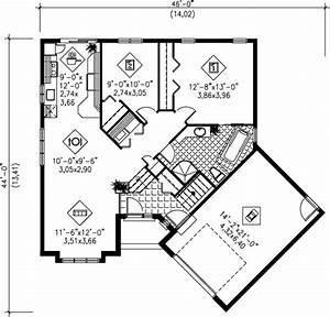 Interior design plano de casa de 2 dormitorios y 97 for Interior decorator plano