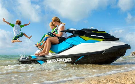 2015 Sea-doo Lineup Preview