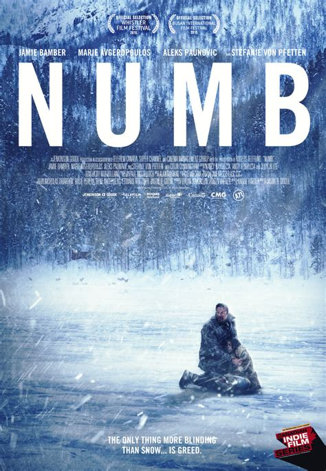 numb coming   dvd  synopsis  info