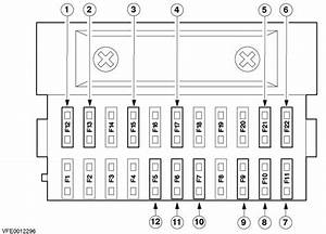 2008 Citroen Relay Fuse Box Layout