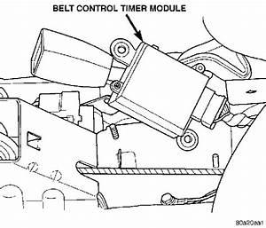 97 Sebring Jxi  Both Front Seat Belts Won U0026 39 T Extend