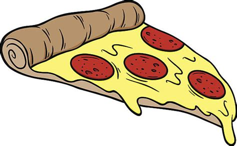 Cheesy Pizza Clipart & Clip Art Images #2972