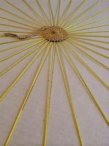 Teppich Selber Weben : teppich selber machen anleitung grundlage sonne motiv strahlen handarbeit selbstgemachte ~ Orissabook.com Haus und Dekorationen