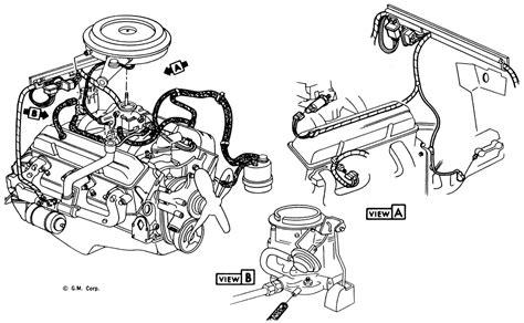 1986 Corvette Smog Diagram by 2001 Pontiac Grand Prix 3 8l Fi Ohv 6cyl Repair Guides