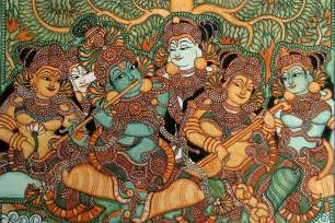 heritage of india kerala mural paintings