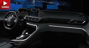 I Cockpit Peugeot 3008 : peugeot goes official with 3008 advanced i cockpit ~ Gottalentnigeria.com Avis de Voitures