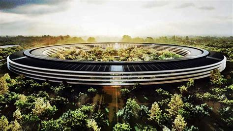 Sede Principale Apple Oficinas De Apple Trabajar En Apple Fotos De Oficinas