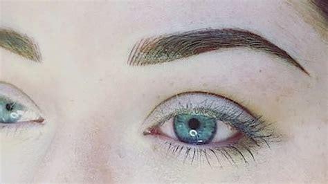 eyebrow tattooing  glasgow permanent eyebrows glasgow