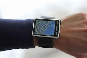 Gps Uhr Mit Kartendarstellung : leikr gps sportuhr mit 2 zoll display und osm karten ~ Jslefanu.com Haus und Dekorationen