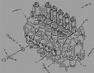 2447452 Pump Group-gear -implement