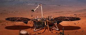 NASA's Mars InSight Mission Tours California Before First ...