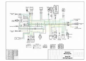 Chinese Atv Wiring Diagram
