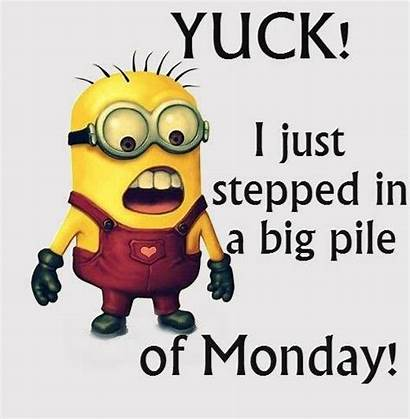 Monday Yuck Pile Stepped