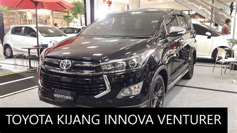 Toyota Venturer Picture by Toyota Kijang Innova Venturer Exterior And Interior