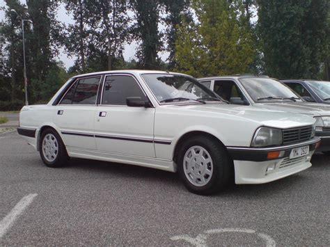 Peugeot 505 Diesel by 1986 Peugeot 505 2 5 153 Cui Diesel