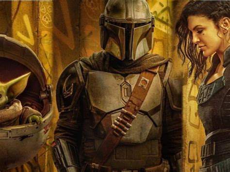 The Mandalorian TV Spot Released With New Footage   News Break