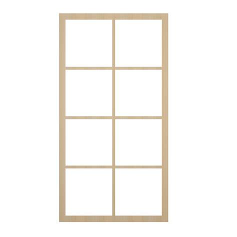 Etagere Wood L by Cad And Bim Object Kallax Etagere Gray Wood Effect Ikea