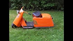 1955 Cushman Sears Allstate Scooter Model 811 40