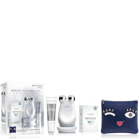 NuFACE Trinity® Define Your Beauty Collection (Worth $369