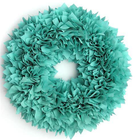 fresh  handmade spring wreath ideas