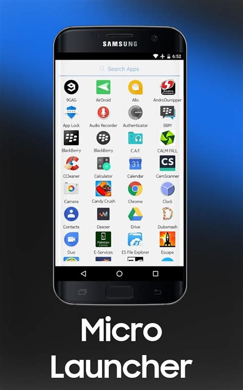 fast launcher for android micro launcher fast simple android apps on play