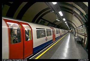 underground train in london - Concern Post