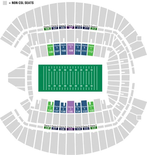 official seattle seahawks csls charter seat licenses buy