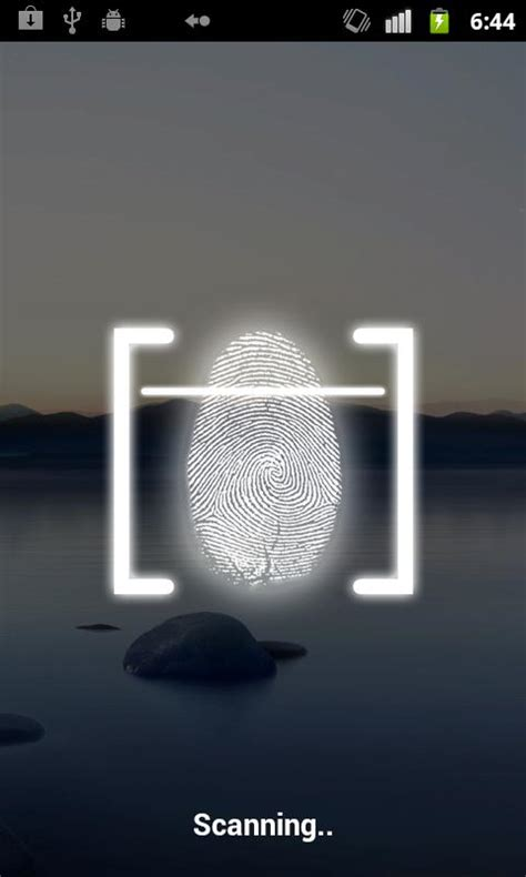 fingerprint lock for phone gratis fingerprint lock screen gratis fingerprint
