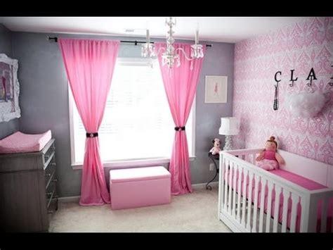 chambre bb fille decoración de habitaciones infantiles o cuartos de bebé ya