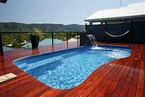 Swimming Pool Dekoration : swimming pool design for your beautiful yard homesfeed ~ Sanjose-hotels-ca.com Haus und Dekorationen