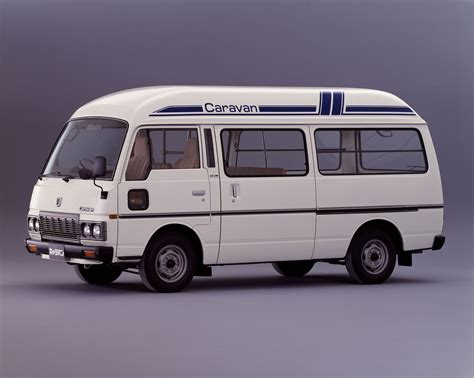nissan caravan high roof e23 1980 86 автобуси nissan cars and cars