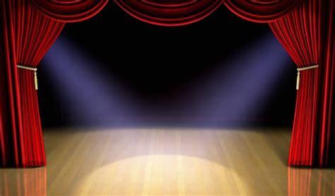 Tende Con Frasi by Tende Da Teatro Immagini Stock Tende Rosse E Il Parquet