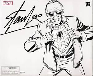 Stan Lee Exclusive