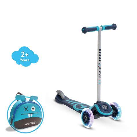 roller ab 4 jahren smartrike scooter t3 roller ab 2 jahren bis 20 kilo black