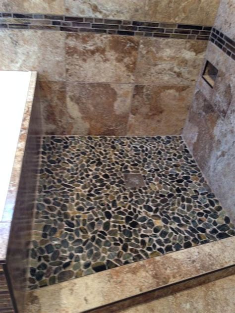 grouting shower floor gurus floor