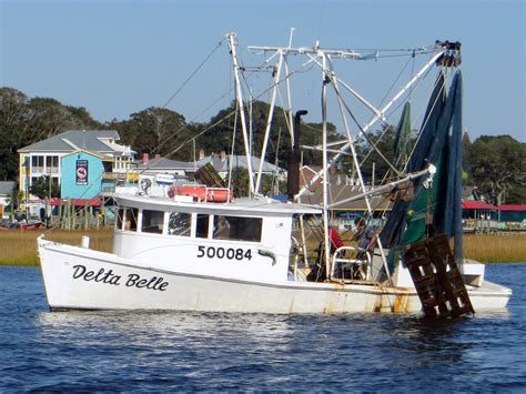 Shrimp Boat Names by October 22nd To October 27th Beaufort Nc To Charleston