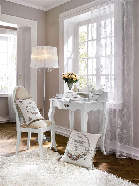 chambre shabby chic tendance décoration intérieure originale ambiance