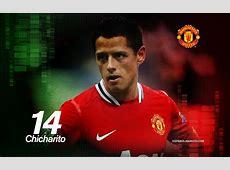 Chicharito Manchester United Wallpaper