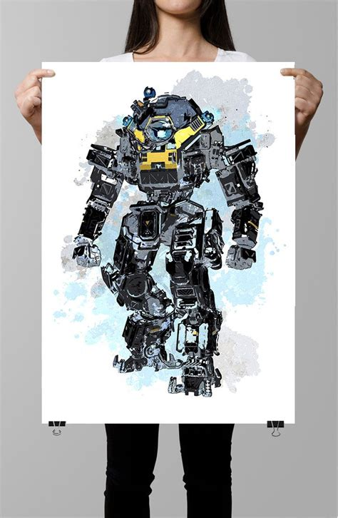Join us on discord (tf2). Titanfall 2 Fan Art Poster Titan by GoFigureArtStudio on Etsy | Poster art, Titanfall, Unique poster